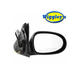 PASSENGER SIDE POWER MIRROR NI1321133 FOR 00 01 02 03 04 05 06 NISSAN SENTRA image 1