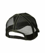 Goorin Bros Snapback Mesh Cap Animal Farm Black Queen Bee Hive Trucker Hat image 2