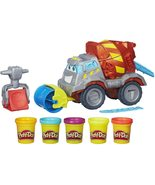 Play-Doh Max The Cement Mixer Toy Construction Truck with 5 Non-Toxic Colors - $49.99