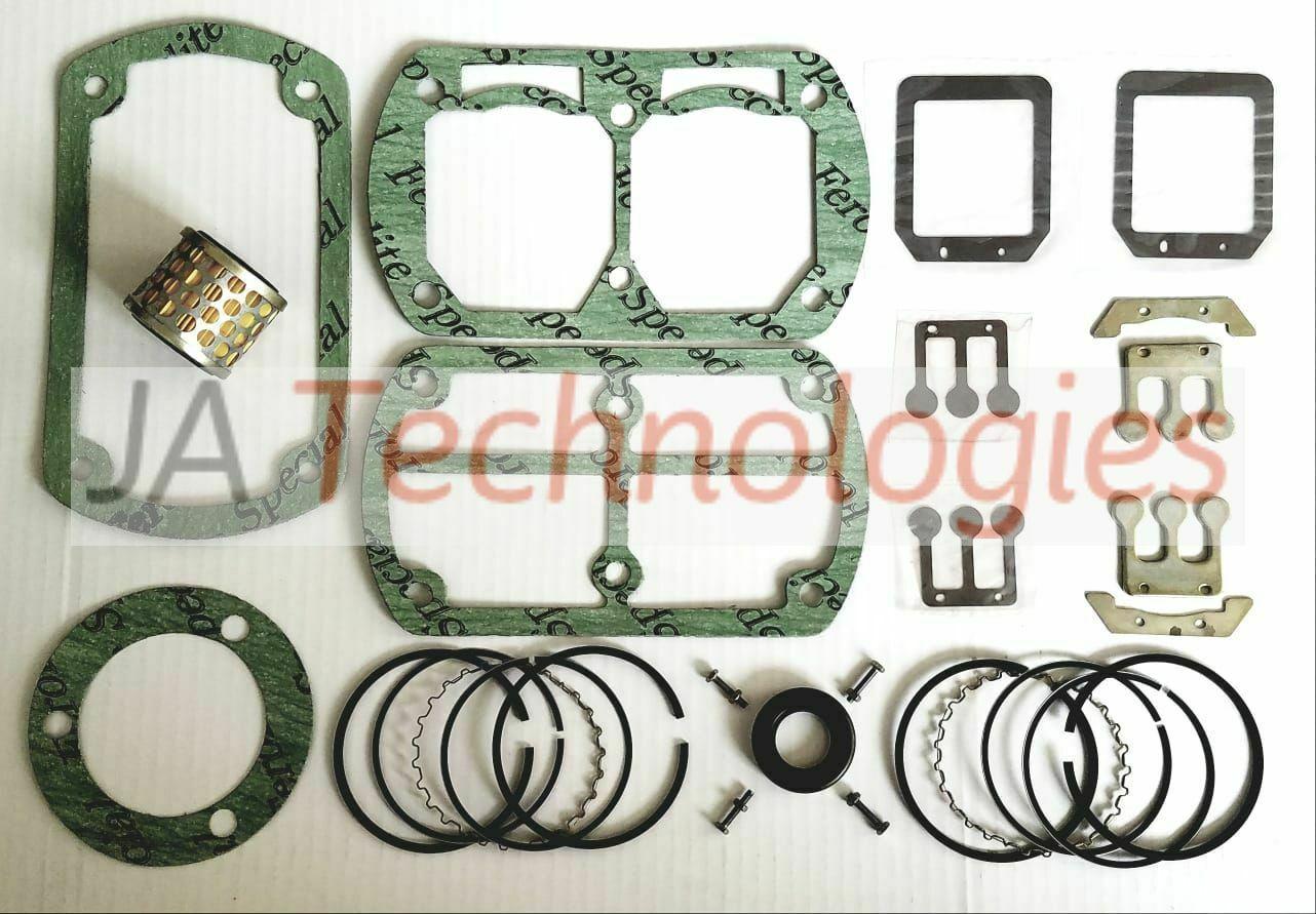 Model 2545 Tuneup Kit Valve Ring Gasket Seal set Ingersoll Rand compatible