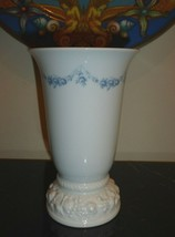 Rosenthal Classic Rose Collection Maria Blue Garland Vase - $39.00