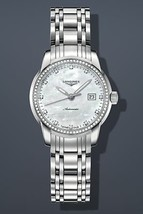 Longines Saint Imier Mother of Pearl Stainless Steel Ladies Watch L25630876 - $3,602.78