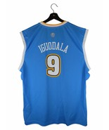 Adidas Andre Iguodala Denver Nuggets Replica NBA Jersey (2XL) - $29.69