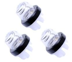 3x Primer Bulb For Stihl BR500 BR550 BR600 BR350 BR430 SR430 SR450 4238 ... - $8.45