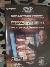 Deal Or No Deal ~ Interactive DVD Game Show ~ Howie Mandel ~ Complete - $5.69