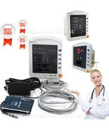 CMS5100 Vital Signs Monitor ICU/CCU Patient Monitor 3 Parameters NIBP SP... - $395.01