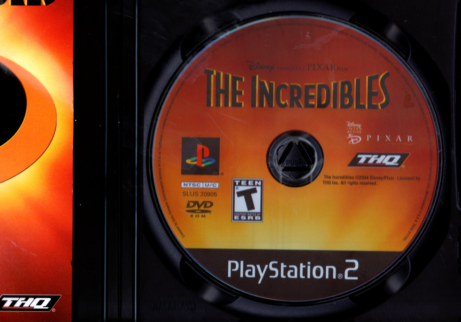 PlayStation 2 - The Incredibles
