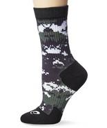 ASICS Unisex Team Camo Crew Multi Sport Socks Digital Printed Size Small... - $3.96