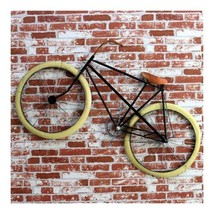 America Loft Iron Bicycle Wall Hanging Decoration - $103.78