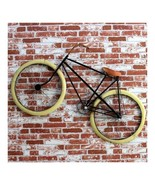 America Loft Iron Bicycle Wall Hanging Decoration - $103.78