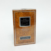 Vintage Eau Sauvage Extreme by Christian Dior for men 1.7 OZ EDT / 50 ml... - $189.99