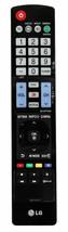 Lg AKB73615315 Remote Control 47LM4600 32LM5800 55LM4600 55LM5800 47LM5800 3D Tv - $31.16