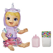 Baby Alive Tinycorns Doll (Cat Unicorn) HASBRO Officially Licensed NIB/Sealed - $29.69