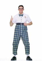 CLASS NERD FLIRTIN' WITH THE 50'S ADULT HALLOWEEN COSTUME SIZE STANDARD - $37.04