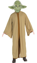 Star Wars Yoda Jumpsuit Robe and Mask Child Boy's Costume - Large 12-14 - $33.58