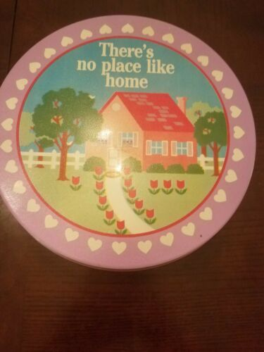 Primary image for There's No Place Like Home Cookie Tin
