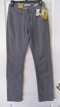 Lee Perfect Fit Skinny Shapetastic Voyage Gray Jeans Women's Sz. 4M  NWT... - $27.39