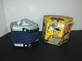 Magnus Concertina Squeeze Box Toy With Box - Vintage - Works - 1950s - $56.99