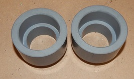 "1 1/2"" NPT x  1 1/2"" Slip Gray 3/8"" Wall HD PVC Socket Reducer Bushings ... - $9.49"