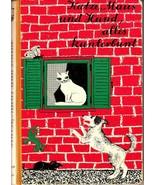 Matze Maus and Hund Alles Kunterbunt Vintage Children's Book German - $19.79