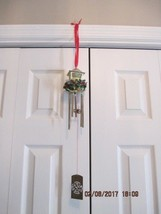 Christmas Chimes Lantern with a Candle Made in Hong Kong - $9.99