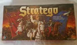 Vintage Stratego Classic Board Game Of Battlefield Strategy Complete 1996 - $18.80