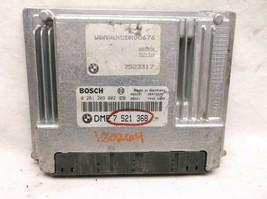 02-03 Bmw 745I / Thru 2/03 ENGINE/COMPUTER /ECU.PCM - $69.30