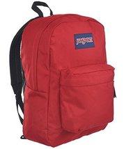 JanSport SuperBreak Student Backpack - Viking Red - $34.99