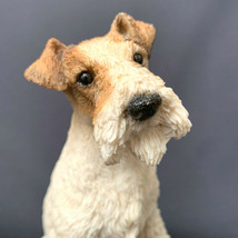 Vintage Castagna Airedale Dog Italy 1988 - $24.95