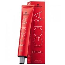 Schwarzkopf Igora Royal Permanent Creme Hair Color 2oz/60ml (8-0) - $9.58