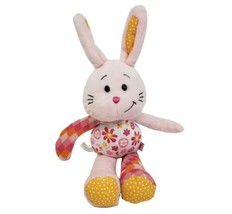 "9 "" GANZ Nakamas Hope Rose Bunny Rabbit Première Édition Animal en Peluche Jouet - $36.45"
