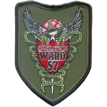 Operation Ward 57 Patch Hook And Loop - $11.87