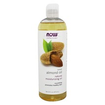 NOW Foods Sweet Almond Oil, 16 Ounces - $18.25