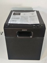 Sony Subwoofer SA-WM20 Manual Included - $59.99