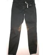 New J Brand Jeans Womens Skinny Pants Twill Machine Gray 24 Dark 26 X 28... - $44.00