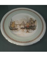 Swinnertons Staffordshire England Majestic Vellum~The Pool London 1830 P... - $7.91
