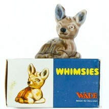 Wade Whimsies Retail Series Picture Box No. 1 Fawn