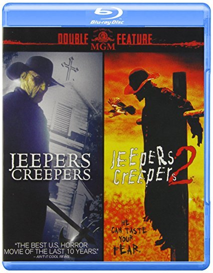 Jeepers Creepers / Jeepers Creepers 2 (Double Feature) [Blu-ray] (2013)