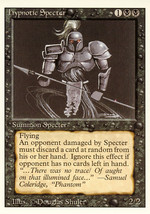 Magic: The Gathering 3rd Edition - Hypnotic Specter - $0.59