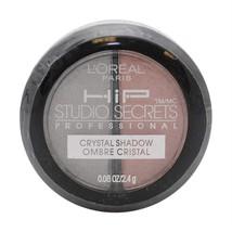 L'Oreal HIP Studio Secrets Metallic Shadow 0.06 oz. #919 ROMANTIC  - $6.45
