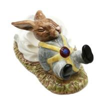 Royal Doulton England BUNNYKINS Porcelain Figurine Freefall Bunnykins DB 41 - $46.71
