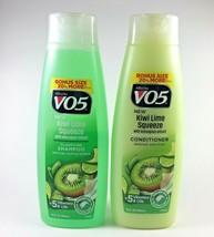 Alberto VO5 Herbal Kiwi Lime Squeeze Clarifying Shampoo & Conditioner 15oz. - $11.70