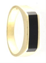 Men's 14kt Yellow Gold Cluster ring - $299.00