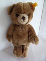 Steiff bear  Teddy bear button/flag  Germany 826d - $39.26