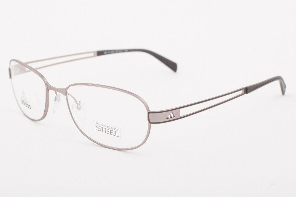 Adidas AF08 40 6050 BASE-X Gunmetal Eyeglasses F08 406050 55mm