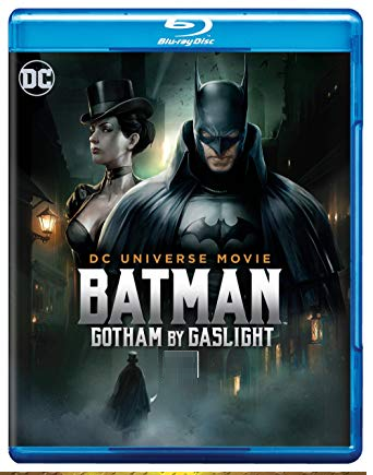 DCU: Batman: Gotham By Gaslight [Blu-ray+DVD, 2018]