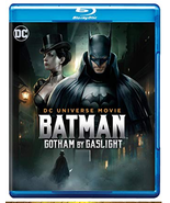 DCU: Batman: Gotham By Gaslight [Blu-ray+DVD, 2018] - $9.95