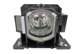 Oem Bulb With Housing For Mitsubishi X200 Projector With 90 Day Warranty - $88.11