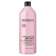 Redken Diamond Oil Detangling Conditioner Glow Dry For Shine Enhancing Blow Dry  - $60.52
