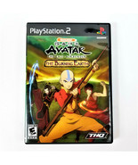 Avatar: The Last Airbender -- The Burning Earth (Sony PlayStation 2, 2007) - $7.64